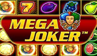 Игровой автомат Mega Joker без регистрации играть онлайн