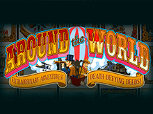 Автомат Вокруг Света в Франк казино