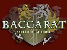 Высокие выигрыши в слоте Baccarat Pro Series Table Game